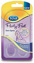 Parfums et Produits cosmétiques Protections points sensibles - Scholl Gel Activ Party Feet Sore Spots