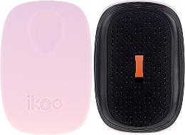 Parfums et Produits cosmétiques Brosse démêlante - Ikoo Pocket Black Cotton Candy