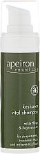 Parfums et Produits cosmétiques Shampooing doux régénérant - Apeiron Keshawa Vital Shampoo (mini)
