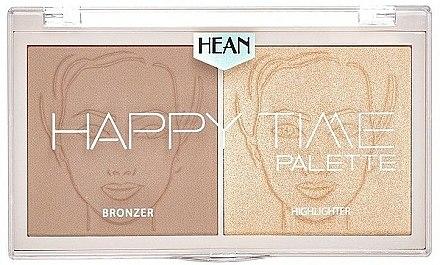 Palette contour de visage - Hean Happy Time Palette