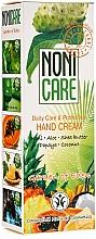 Parfums et Produits cosmétiques Crème à l'huile de coco et extrait de papaye pour mains - Nonicare Garden Of Eden Hand Cream