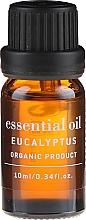 Huile essentielle d'eucalyptus bio - Apivita Aromatherapy Organic Eucalyptus Oil  — Photo N1