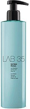 Shampooing à l'extrait de bambou et huile d'olive - Kallos Cosmetics Lab 35 Curl Shampoo