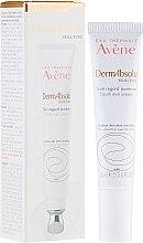 Parfums et Produits cosmétiques Soin regard jeunesse, contour des yeux sensible - Avene Eau Thermale Derm Absolu Eye Cream
