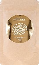 Parfums et Produits cosmétiques Gommage corporel scintillant au café - BodyBoom Coffe Scrub Shimmer Gold