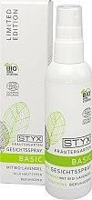 Parfums et Produits cosmétiques Spray apaisant à la lavande bio pour le visage - Styx Naturcosmetic