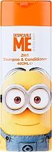 Parfums et Produits cosmétiques Shampooing et après-shampooing pour enfants - Corsair Despicable Me Minions 2in1 Shampoo&Conditioner