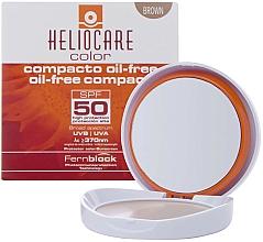 Parfums et Produits cosmétiques Écran solaire teinté pour visage, peaux normales à grasses - Cantabria Labs Heliocare Color Compact Oil-Free Spf 50