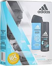 Parfums et Produits cosmétiques Coffret cadeau - Adidas After Sport (deo/150ml + sh/gel/250ml)