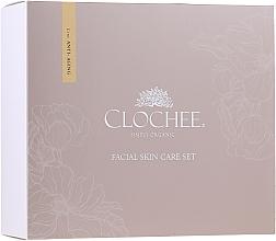 Parfums et Produits cosmétiques Coffret cadeau - Clochee (f/d/cr/50ml + f/n/cr/50ml + eye/cr/mask/15ml)