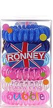 Parfums et Produits cosmétiques Élastiques à cheveux - Ronney Professional Funny Ring Bubble 4