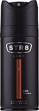 Parfums et Produits cosmétiques STR8 Hero - Déodorant spray parfumé
