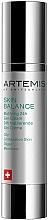 Parfums et Produits cosmétiques Gel-crème à l'acide salicylique pour visage - Artemis of Switzerland Skin Balance Matifying 24h Gel Cream
