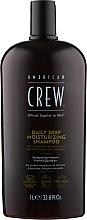 Parfums et Produits cosmétiques Shampooing au menthol - American Crew Daily Deep Moisturizing Shampoo