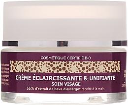 Parfums et Produits cosmétiques Crème à l'extrait de bave d'escargot 55% pour visage - Mlle Agathe Face Cream