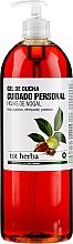 Parfums et Produits cosmétiques Gel douche - Tot Herba Shower Gel Intimate Hygiene Walnut