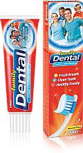 Parfums et Produits cosmétiques Dentifrice blanchissant - Dental Family Total Whitening