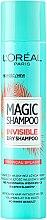 Parfums et Produits cosmétiques Shampooing sec - L'Oreal Paris Magic Shampoo Tropical Splash