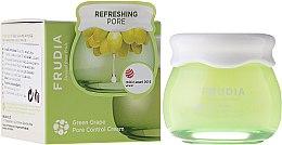 Parfums et Produits cosmétiques Crème réducteur de pores pour visage - Frudia Pore Control Green Grape Cream
