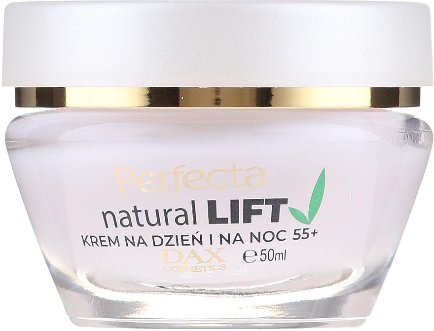 Crème à l'huile de soja et beurre de karité pour visage - Perfecta Natural Lift Anti-wrinkle Revitalizing Cream — Photo N3