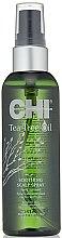 Parfums et Produits cosmétiques Spray à l'huile d'arbre à thé pour le cuir chevelu - CHI Tea Tree Oil Soothing Scalp Spray