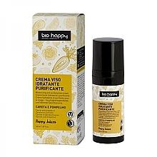 Parfums et Produits cosmétiques Crème à l'huile de carottes et pamplemousse pour visage - Bio Happy Face Cream