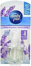 Parfums et Produits cosmétiques Recharge pour diffuseur électrique, Lavande - Ambi Pur Electric Air Freshener Refill Lavander