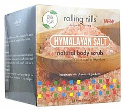 Parfums et Produits cosmétiques Gommage au sel de l'Hymalaya pour corps - Rolling Hills Gommage Corps Naturel