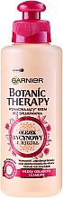 Parfums et Produits cosmétiques Crème sans rinçage à l'huile de ricin et amandes pour cheveux - Garnier Botanic Therapy