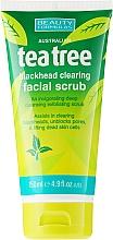 Parfums et Produits cosmétiques Gommage à l'arbre à thé pour visage - Beauty Formulas Tea Tree Facial Scrub