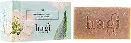 Parfums et Produits cosmétiques Savon naturel à la spiruline et citronnelle - Hagi Soap