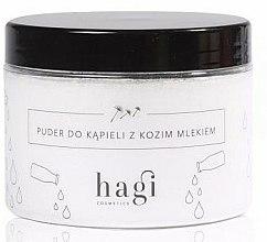 Parfums et Produits cosmétiques Poudre de bain au lait de chèvre - Hagi Bath Puder