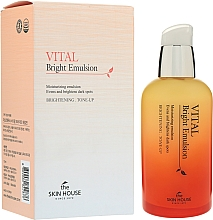 Parfums et Produits cosmétiques Émulsion à l'extrait de raisin pour visage - The Skin House Vital Bright Emulsion
