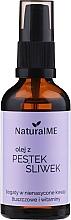 Parfums et Produits cosmétiques Huile de noyau de prune (avec distributeur) - NaturalME