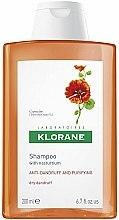 Parfums et Produits cosmétiques Shampooing à l'extrait de capucine - Klorane Shampoo With Nasturtium Extract