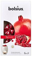 Parfums et Produits cosmétiques Fondants de cire parfumée, Grenade - Bolsius True Scents Pomegranate