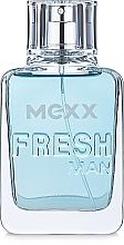 Parfums et Produits cosmétiques Mexx Fresh Man - Eau de Toilette