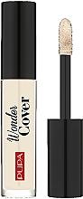 Parfums et Produits cosmétiques Correcteur visage - Pupa Wonder Cover