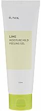 Parfums et Produits cosmétiques Gel exfoliant à l'extrait de lime pour visage - IUNIK Lime Moisture Mild Peeling Gel