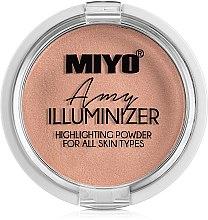 Parfums et Produits cosmétiques Poudre illuminatrice visage - Miyo Illuminizer Highlighting Powder