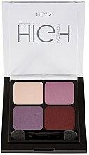 Parfums et Produits cosmétiques Fards à paupières - Hean High Definition Eyeshadow
