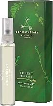 Parfums et Produits cosmétiques Brume de bien-être pour corps et vêtements - Aromatherapy Associates Forest Therapy Wellness Mist