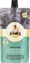 Parfums et Produits cosmétiques Shampoing pour activer la croissance des cheveux - Les recettes de babouchka Agafia