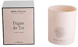 Parfums et Produits cosmétiques Miller Harris Digne de Toi - Bougie parfumée, Digne de Toi