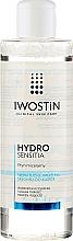 Parfums et Produits cosmétiques Eau micellaire pour peaux sèches, sensibles et sujettes aux allergies - Iwostin Estetic Micellar