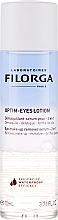 Parfums et Produits cosmétiques Lotion-sérum démaquillant pour yeux - Filorga Optim-eyes Lotion Eye Make-up Remover Serum