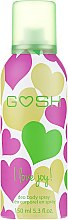 Parfums et Produits cosmétiques Déodorant en spray - Gosh I Love Joy Deo Body Spray