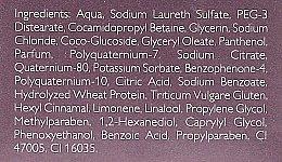 Shampooing au panthénol et extrait de blé - Alcina Care Factor 2 Restorative Shampoo — Photo N3