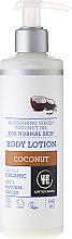 Parfums et Produits cosmétiques Lotion corporelle bio à la noix de coco pour peaux normales - Urtekram Coconut Body Lotion Organic