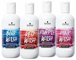 Parfums et Produits cosmétiques Shampooing raviveur de couleur repigmentant - Schwarzkopf Professional Colour Wash Shampoo